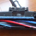 掃除機回転ブラシの交換方法