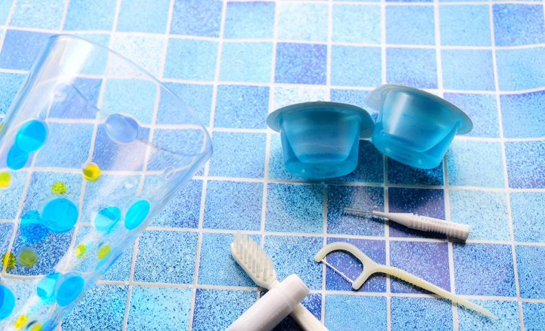 ハグキの痛み・歯周病予防
