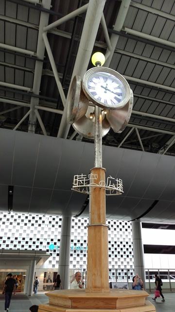 丸い銀時計